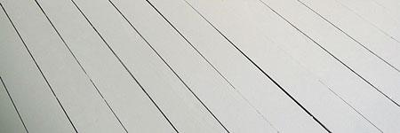 houten vloer schuren en verven