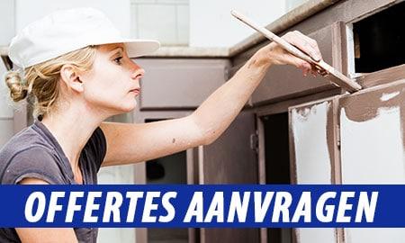 Werkblad Keuken Verven : Laat uw keuken verven of spuiten lage prijzen!