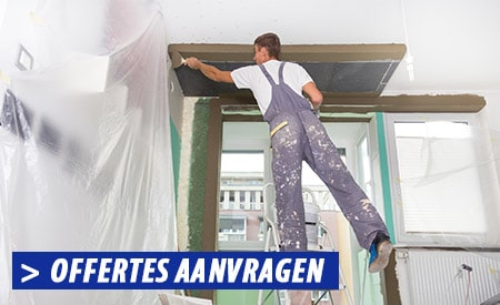 plafond spacken Flevoland