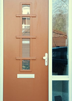 zelf de deuren schilderen